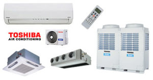 Toshiba VRF Kool-Breeze Solutions - refrigeration and air conditioning services in Kenya