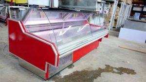 display counter Kool-Breeze Solutions Ltd nairobi, Kenya Air Conditioning & Refrigeration projects