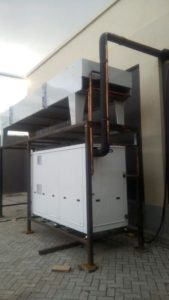 Kool-Breeze Solutions Ltd nairobi, Kenya Air Conditioning & Refrigeration projects